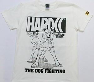 白い戦士ヤマト-闘犬バニラホワイト